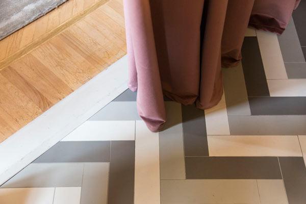 The Visit floor